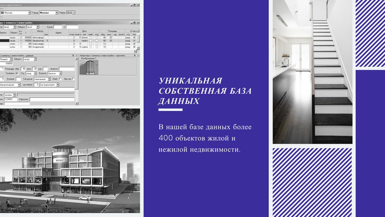 Шаблон презентации агентства недвижимости